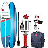Red Paddle Co VORBESTELLUNG SUP Stand Up Paddle Boarding - Kompaktes 11';0 Stand Up Paddle Board, Tasche, Pumpe, Paddel & Leine /