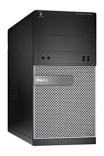 Dell 3020 Unidad Negro Central, Intel Core i5, 8 GB de RAM, 1 TB de Disco Duro, Intel HD Graphics 4600, Windows 8.1 Pro actualizable gratuitamente a Windows 10 (Importado)