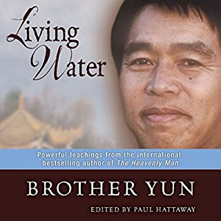 Living Water audiobook cover art