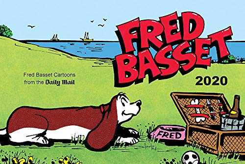 Graham, A: Fred Basset Yearbook 2020: Witty Comic Strips from Britain\'s Best-Loved Basset Hound