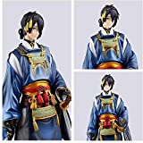 HYJWYAS Touken Ranbu Online Mikazuki Munechika 1/8 PVC Anime Dibujos Animados Juego Carácter Modelo Estatua Figura Juguete Coleccionables Decoraciones Regalos Favorito por Anime Fan