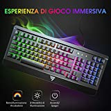 Zoom IMG-2 victsing tastiera gaming pc e