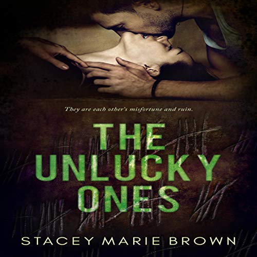 The Unlucky Ones audiobook cover art
