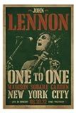 Maxi-Poster John Lennon, Konzert, 61 x 91,5 cm