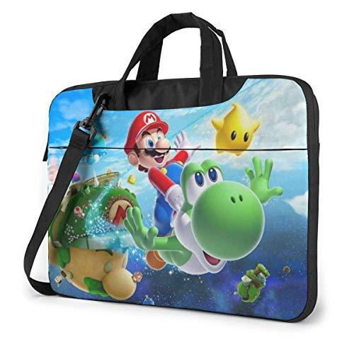 Laptop Bag Tablet Briefcase Portable Protective Case Cover 15.6 inch LAPT-3409