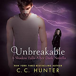 Unbreakable                   De :                                                                                                                                 C.C. Hunter                               Lu par :                                                                                                                                 Katie Schorr                      Durée : 1 h et 46 min     Pas de notations     Global 0,0