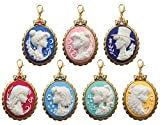 Gashapon Sailor Moon Cameo Charm Set by Gashapon