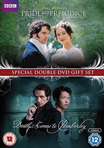 Death Comes to Pemberley & Pride and Prejudice Box Set [3 DVDs] [UK Import]