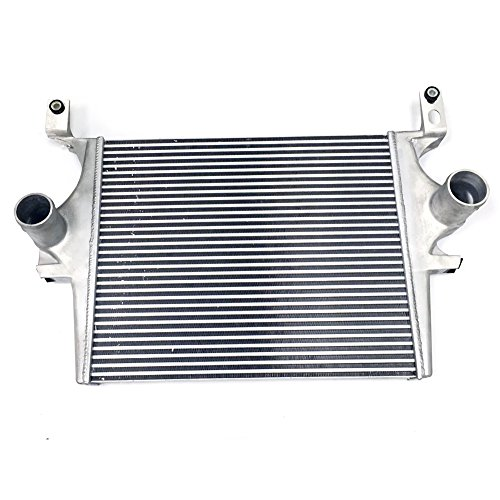 JSD Intercooler for Ford 6.0L Aluminum Intercooler fits 2004-2007 Excursion F250 F350 F450 F550