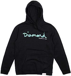 Diamond Supply Co OG Script Core Hoodie Black