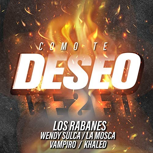 Los Rabanes, Wendy Sulca & La Mosca Tse-Tse feat. Khaled & César Vampiro López