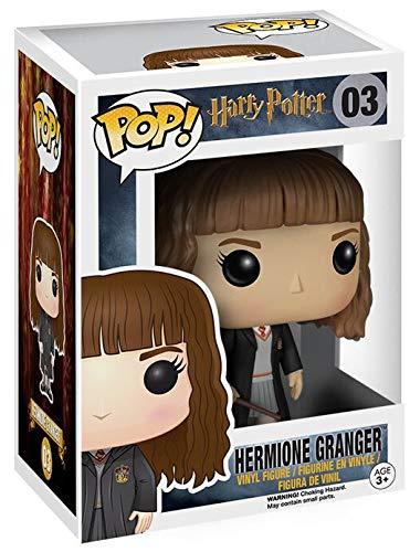 Harry Potter Hermine Granger Vinyl Figure 03 Unisex Funko Pop! Standard