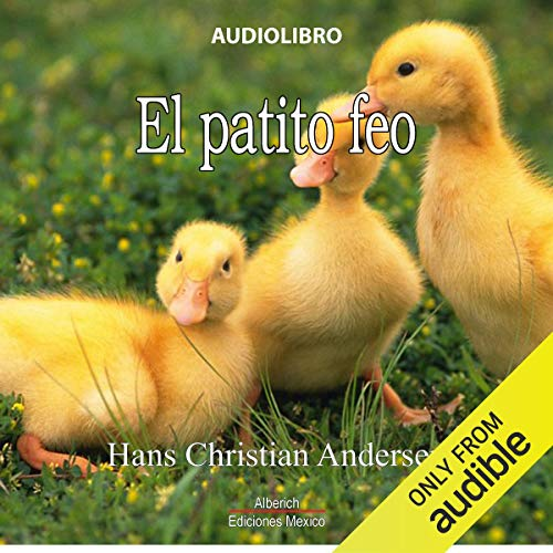El patito feo [The Ugly Duckling] audiobook cover art