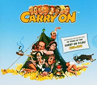 Carry On - 20 Years Of The Carry On Films 1958-1978