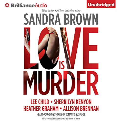 Thriller 3: Love Is Murder audiobook cover art