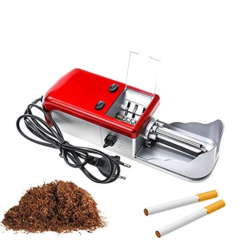 XIAOZSM Maquina Entubar Electrica, Maquina De Hacer Cigarrillos, Maquina De Liar Cigarillos...