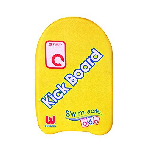 Bestway 32032 flotador para bebé Plancha de natación Espuma de etileno vinil acetato (EVA) Amarillo - Flotadores para bebé (Plancha de natación, Estampado, Espuma de etileno vinil acetato (EVA), Amarillo, China, 300 mm)