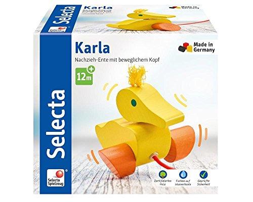 Selecta - Nachziehspielzeug in Karla, Größe 10 cm