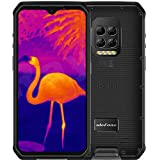 Ulefone Armor 9(2020) Rugged Phones Unlocked,Thermal Imaging Scanner Camera 64MP Rugged Cell Phones Waterproof, 8GB+128GB, Android 10,6.3-inch, 6600mAh Dual Sim 4G Rugged Smartphones