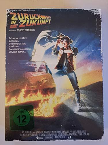 ZURÜCK IN DIE ZUKUNFT (Limited Tape Edition - 1111 Stk) VHS-Design - Blu-ray
