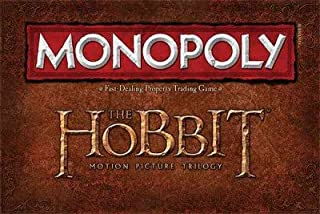 Monopoly: The Hobbit Trilogy Edition