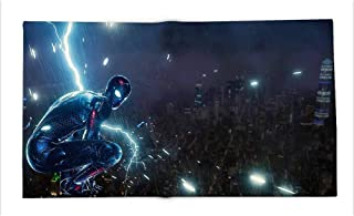 Yloveme Double-Sided Printing Throw Blanket Spiderman All Season Blanket for Bed 70x90 inches