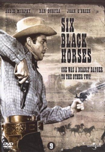 Six Black Horses ( 1962) (import)