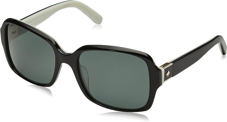 Kate Spade New York Women's Annora Rectangular Sunglasses