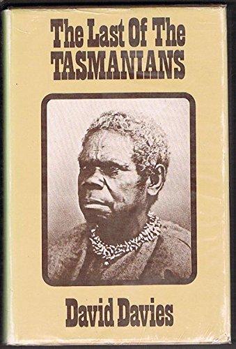 The last of the Tasmanians
