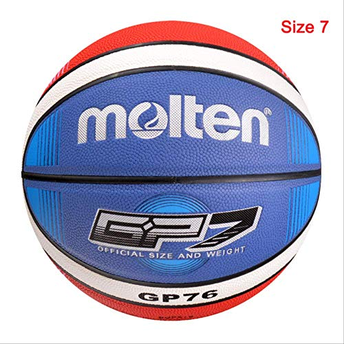 New Vincent New Basketball Ball Official Size 7/6/5 Pu Leather Outdoor Indoor Match Training Men Wom...