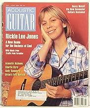 Acoustic Guitar Magazine May / June 1994 N0.24 - RICKIE LEE JONES CHARLIE BYRD ANDY SUMMERS