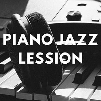 Piano Jazz Lession