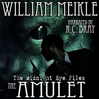 The Midnight Eye Files: The Amulet cover art