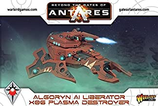Beyond the Gates of Antares: Algoryn Liberator with Plasma Destroyer