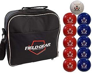 ボッチャ ボール セット FIELD GEAR FG-BOCCIA レク用でも国際ルールの規定に準拠 アポワテック