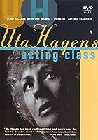 Uta Hagen's Acting Class [DVD] [Import]