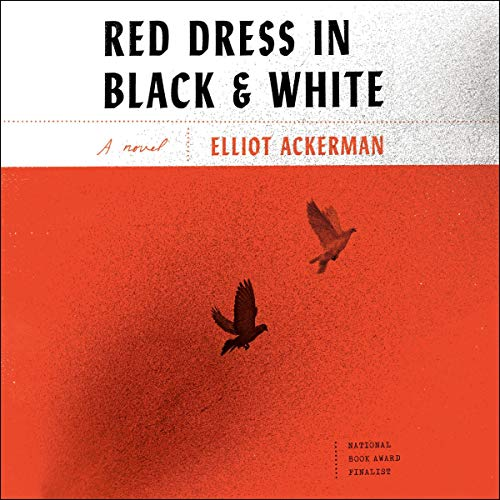 Red Dress in Black and White cover art