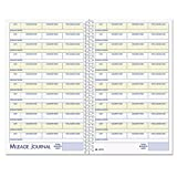 ABFAFR12 - Vehicle Mileage and Expense Book...