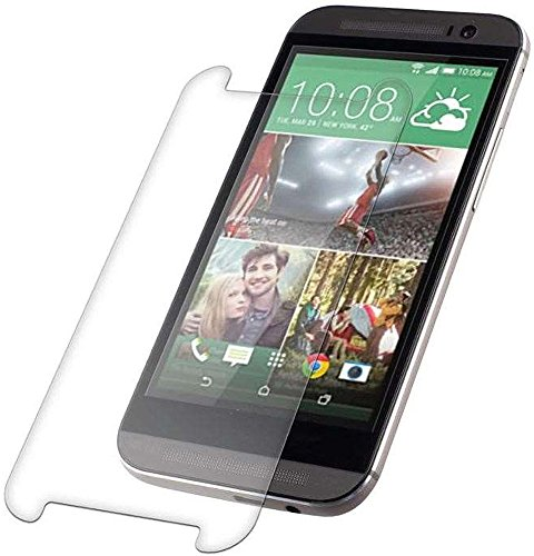 Purple Eyes Clear Screen Guard Protector for HTC Desire 600