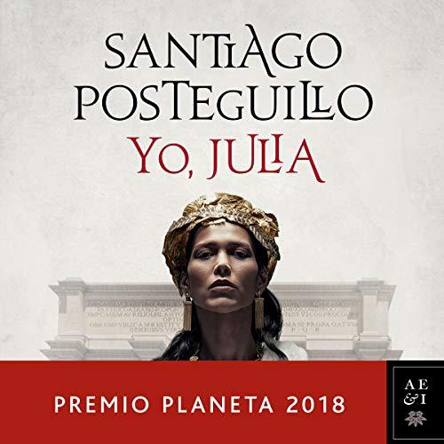 Yo, Julia audiobook cover art