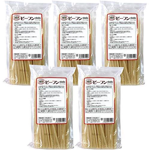 タイの台所 タイビーフン 4?o (センレク/細麺) 454g×5個【入り数2】