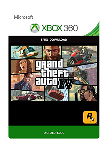 GTA IV [Xbox 360 - Download Code]