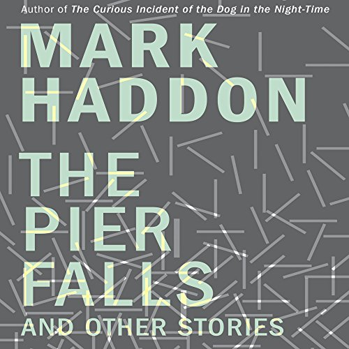 The Pier Falls audiobook cover art