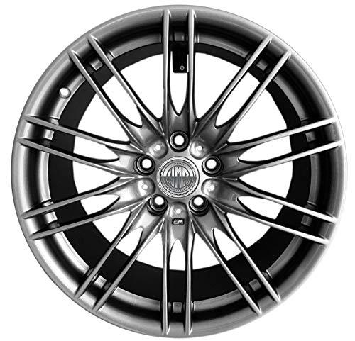 F540AL 1Llanta de aleación modelo M Sport 8J 18X 120ET3772,6para BMW Serie 1182184°F20°F213E46E9092°F30314X1X3X4Italia