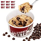 LOW CARB, KETO-FRIENDLY, AND TASTES AMAZING: Our chocolate chip keto cookie cups are exactly the low carb snack that you've been looking for. The best part is that our warm, gooey, keto cookies are only 3 net carbs per cup! Delicious homemade cookies...