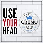 Cremo Premium Barber Grade Hair Styling Thickening Paste, High Hold, Low Shine, 4 Oz 3