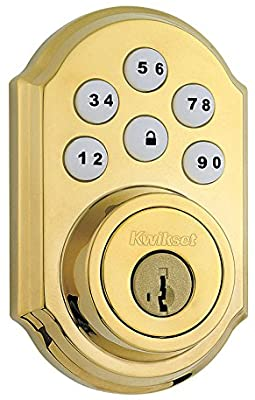 Kwikset+Signature+Series+99090-017+Polished+Brass+SmartCode+Single+Cylinder+Deadbolt2
