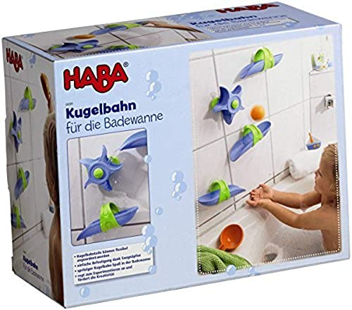 HABA Bathtub Ball Track Set Toy by HABA