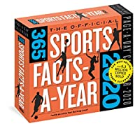The Official 365 Sports Facts-a-Year Calendar 2020
