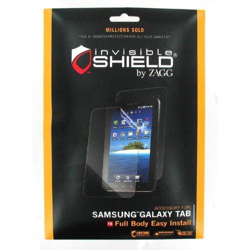 Zagg InvisibleShield Screen Protector for Samsung Galaxy Tab 0.2 mm (0.00787')